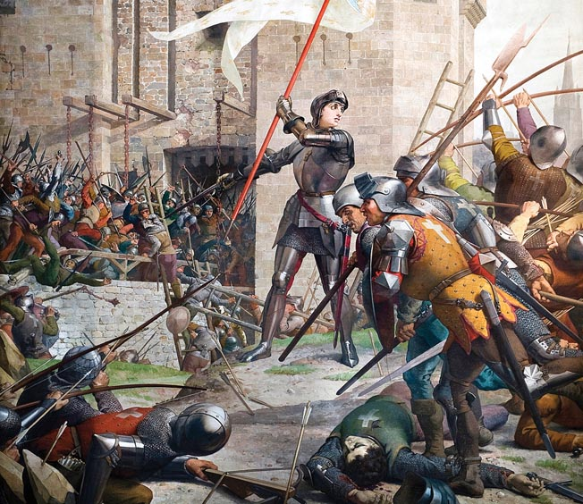 joan of arc siege of orleans