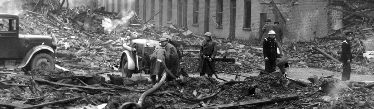 Ireland in World War II: The Swastika vs. The Shamrock