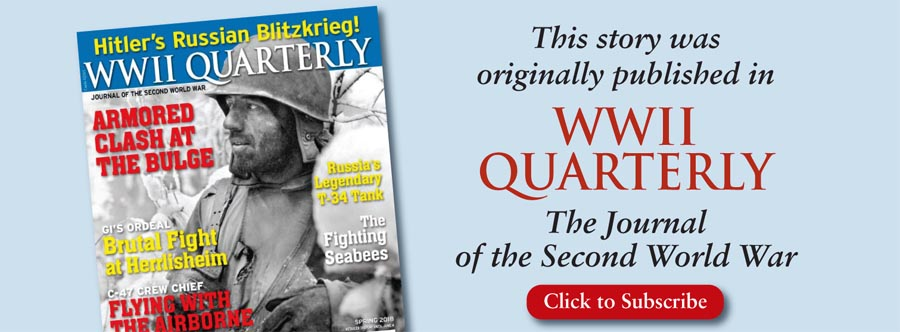 WWII Quarterly Spring 2018