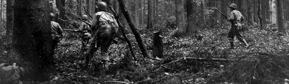The Nightmare Battle of Hürtgen Forest