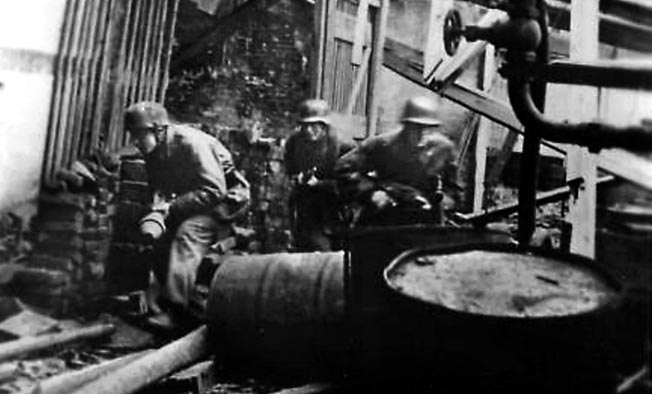 band of brothers and the battle for carentan