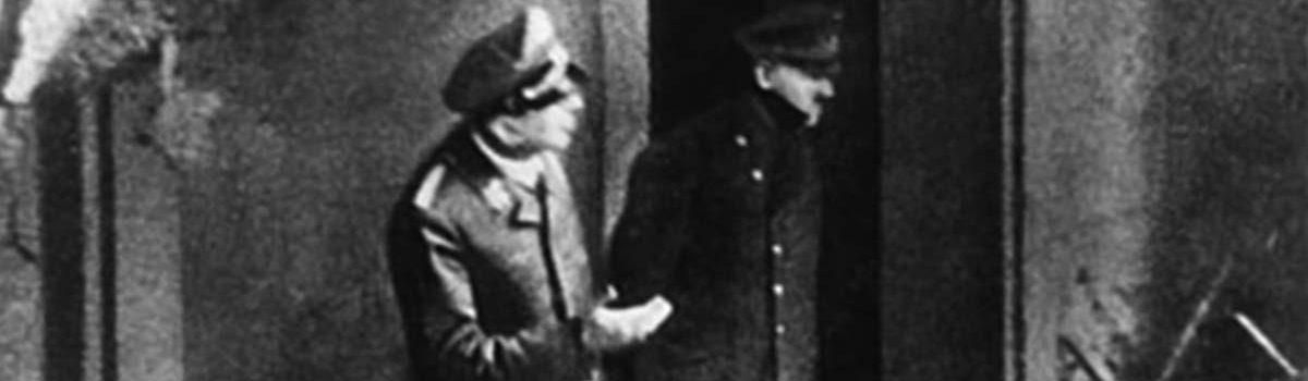 Hitler's Death in the Führerbunker