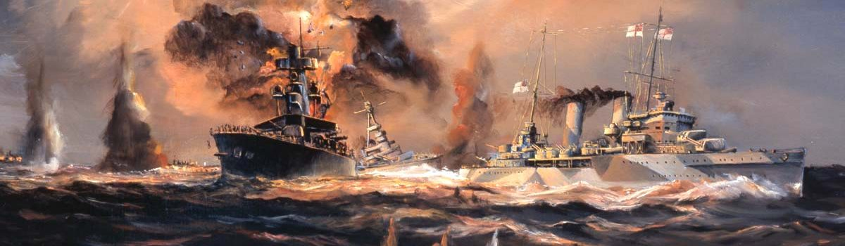Battle of the Java Sea: Desperate Delaying Action