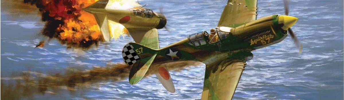 P-40 Fighter Pilot: Fighting for His Life