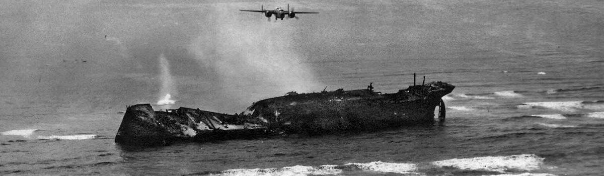 WWII Pioneers of Skip Bombing