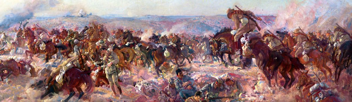 WWI's Daring Cavalry Charge