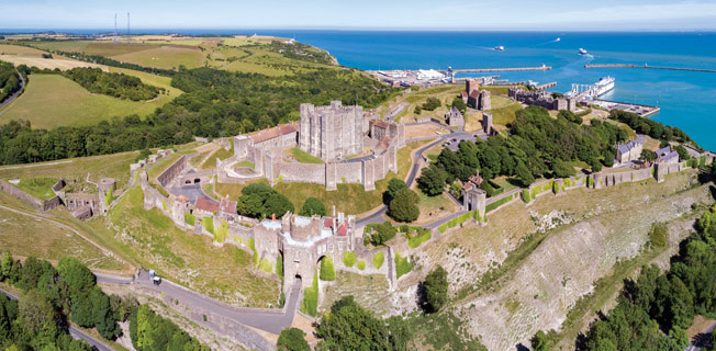 siege of Dover 1217