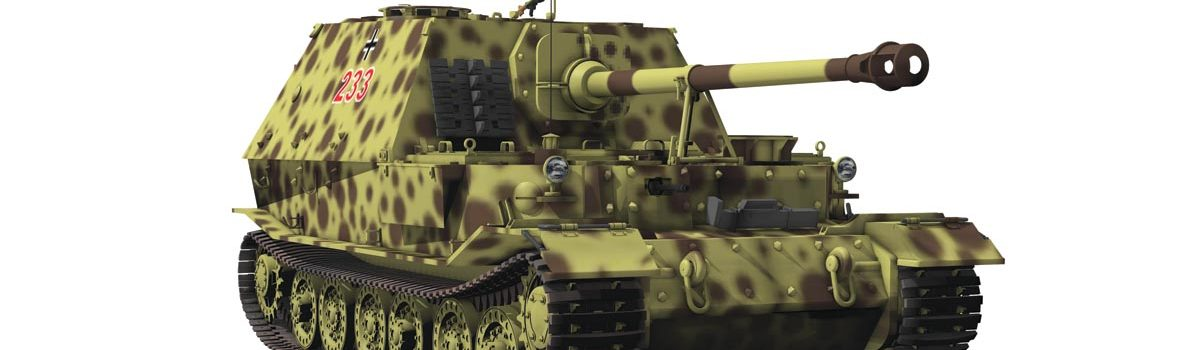 Weapons: The Elefant Tank Destroyer