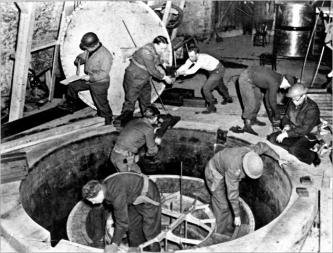 German atomic bomb