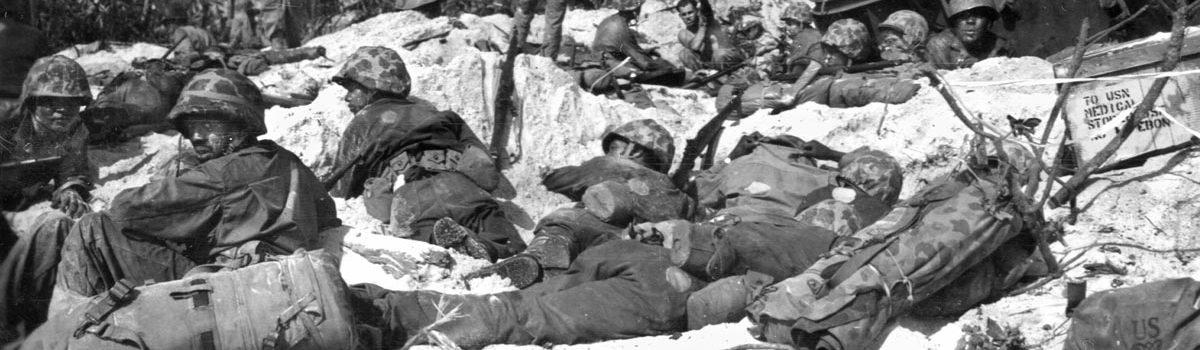 The Few, the Proud, the Black Marines in World War II