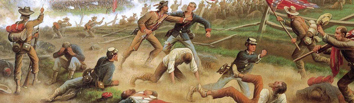 Rebel Misfire at Gettysburg