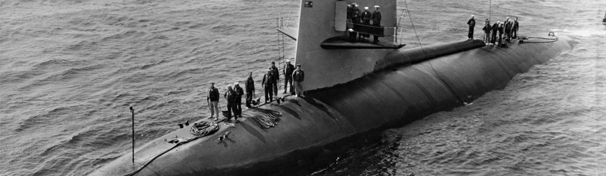 Nuclear Submarine Disaster