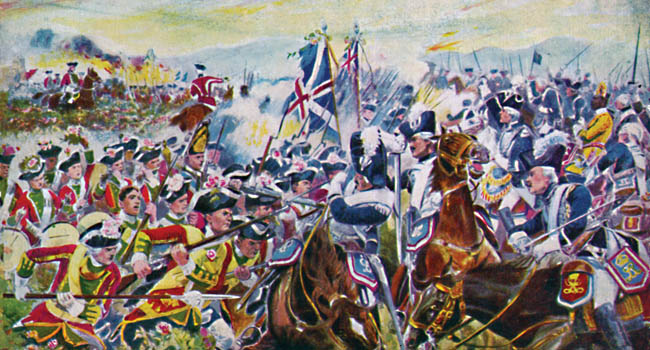 battle of Minden