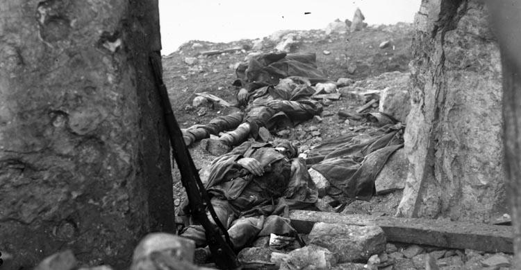 battle of Monte Cassino