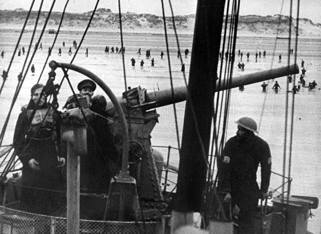 battle of Dunkirk 1940