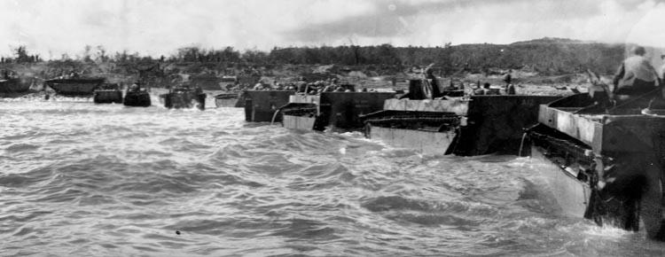 marine battle for tinian
