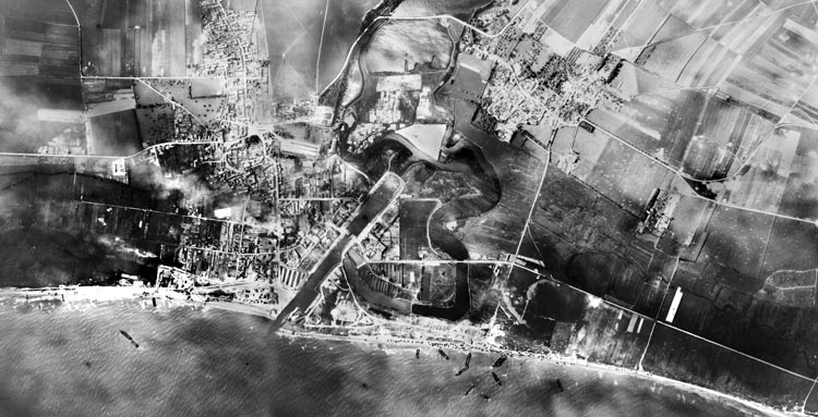 D-Day Landing on Juno Beach