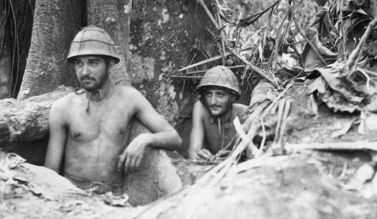 battle for Bougainville