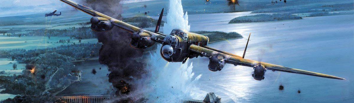The RAF's Dambusting Lancaster Bomber