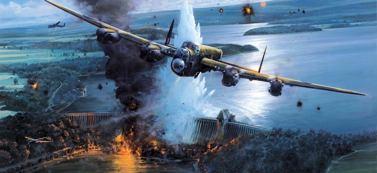 RAF Lancaster dam buster