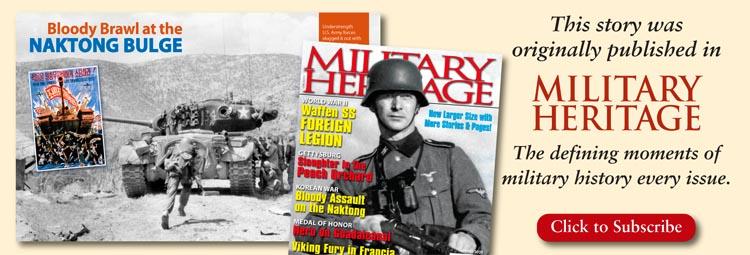 military heritage magazine