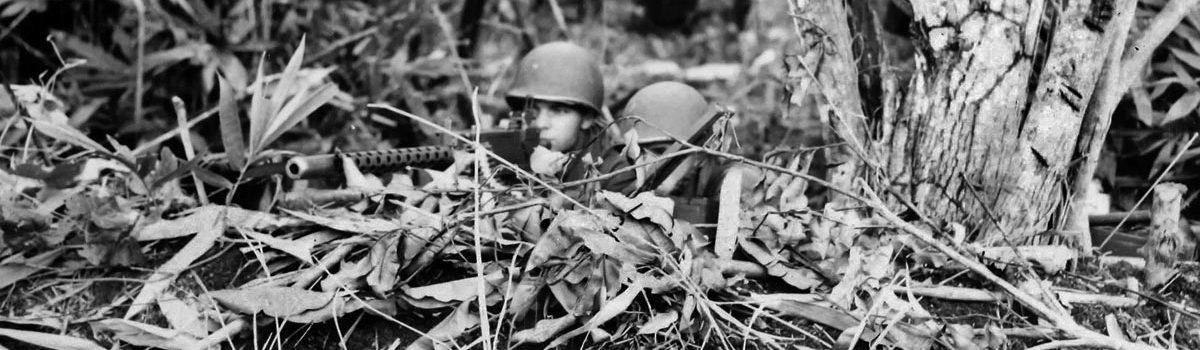 Marine Sergeant Mitchell Paige: Valor on Guadalcanal