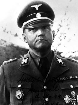 SS Obergruppenfuhrer Gottlob Berger