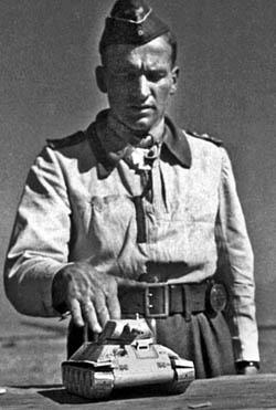 Hans Rudel Stuka Ace