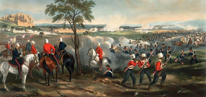 battle of Gujrat