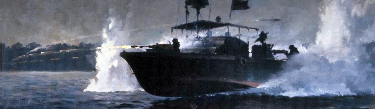 The Essential Role of Navy PBR Boats in the Vietnam War