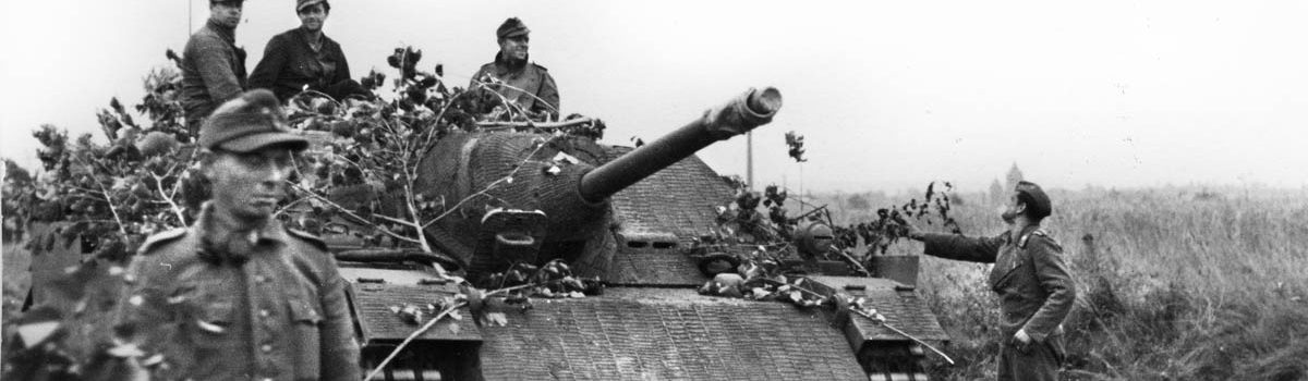 Hitler's Bold Attack at Mortain