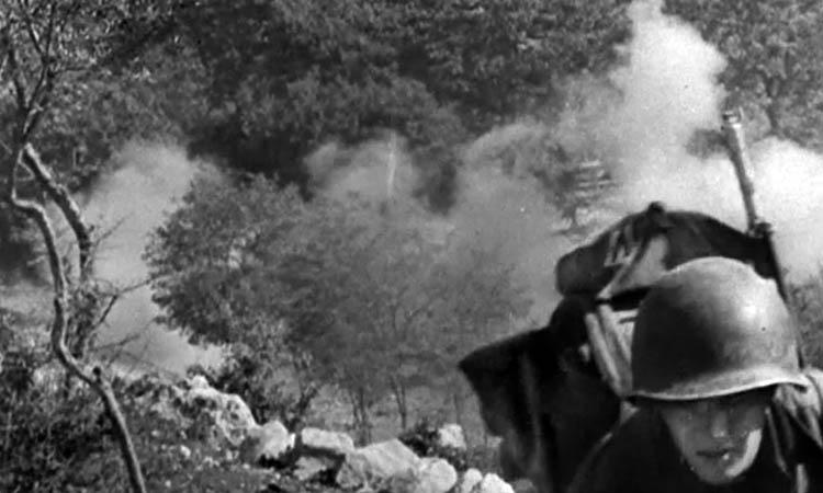 battle of san pietro film