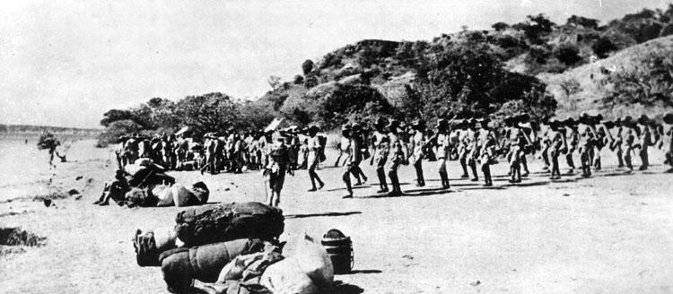invasion of Madagascar