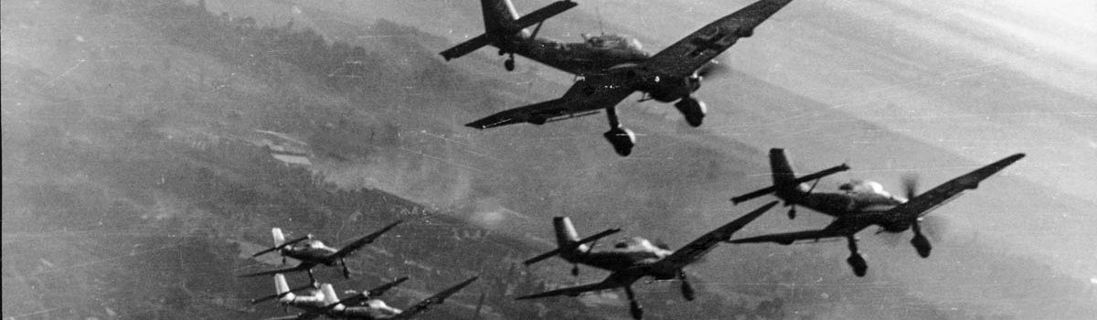 Nazi Stuka Ace Hans Rudel