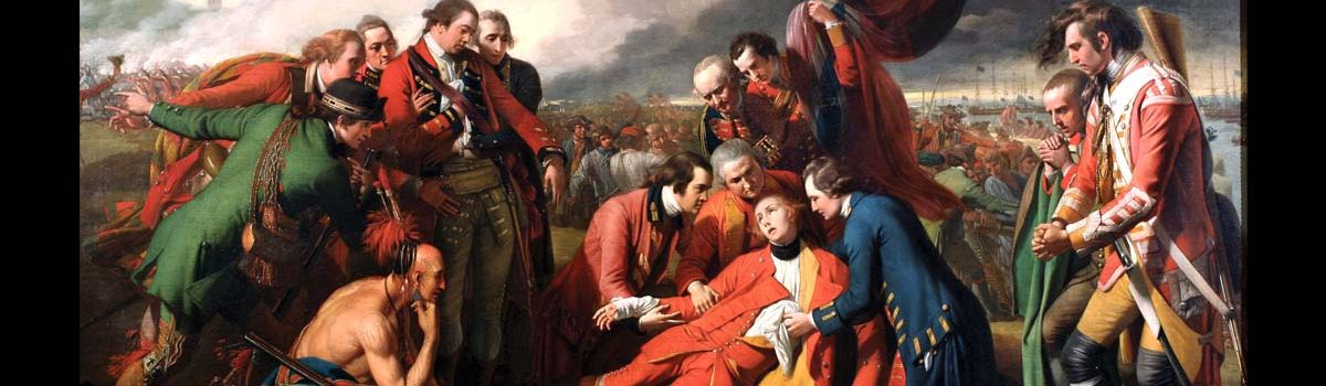 How General James Wolfe Died: Was it From a British Deserter?