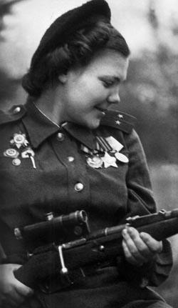 Roza Shanina