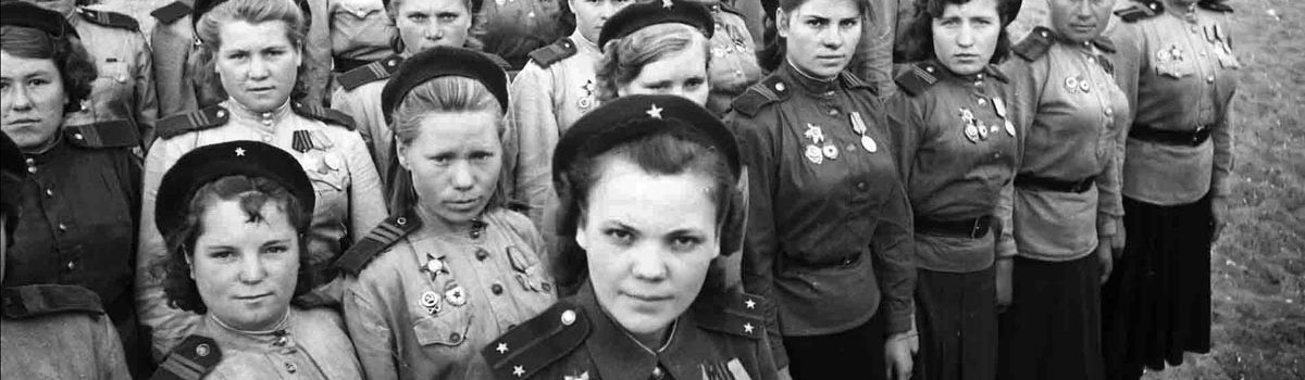 Roza Shanina and the Soviet Women Snipers of WWII