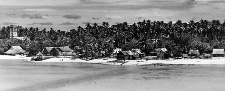 Making Island Raid