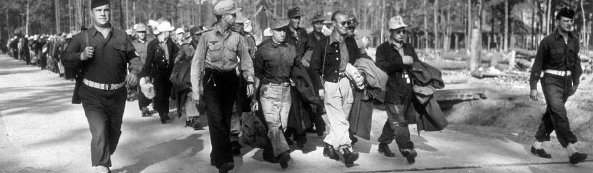 Italian, Japanese and Nazi POWs in America: Strangers Within our Gates