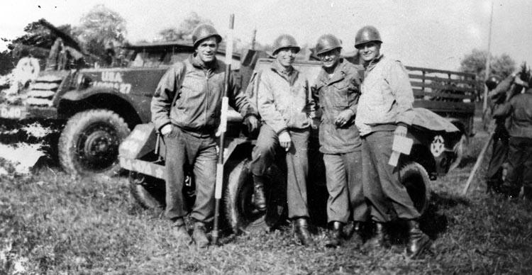 Tanker's WWII Tale