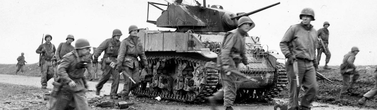Inside an M5 Stuart: A Tanker's WWII Tale in His Own Words