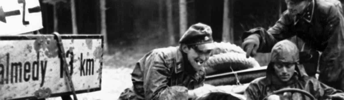 Joachim Peiper's Bloody Blitz Through Belgium