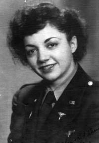 "First Lieutenant Madeline ""Dell"" D'Eletto"