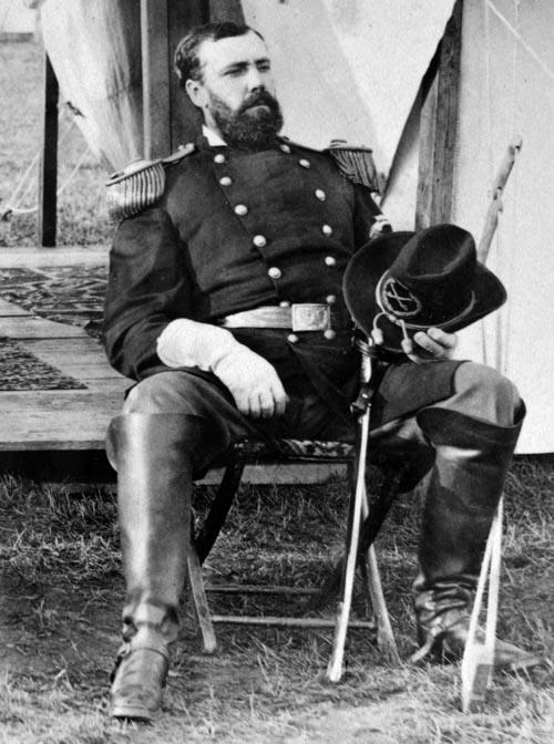 Maj. Gen. Eugene A. Carr
