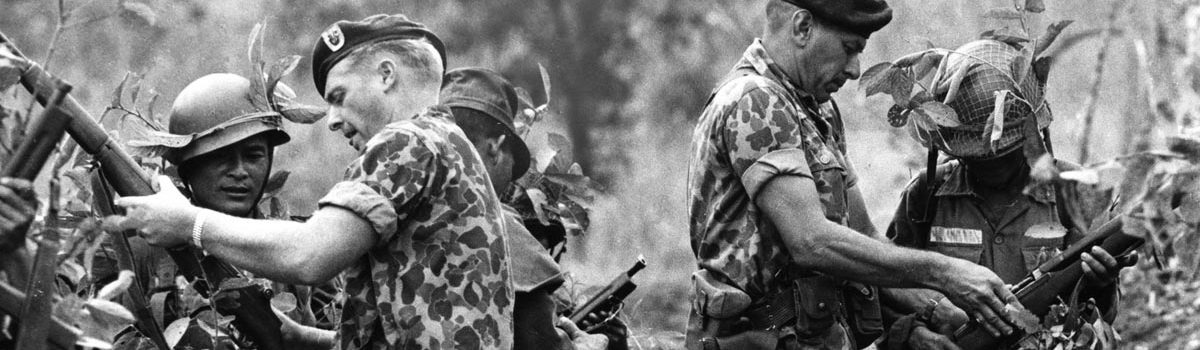 Outnumbered Green Berets Defend Camp Nam Dong