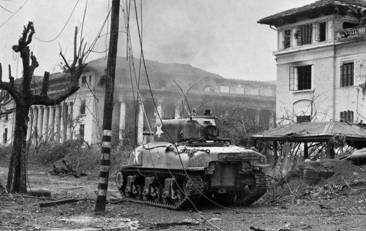 Liberation of Manila