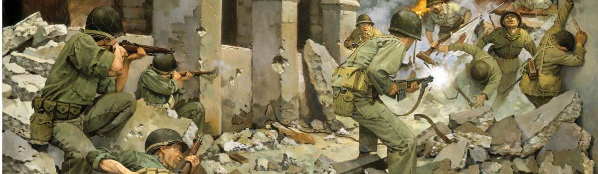 MacArthur's Battle to Liberate Manila Amid Murder & Mayhem