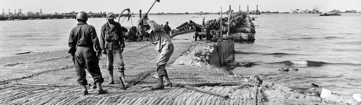 Winston Churchill's Secret D-Day Weapon