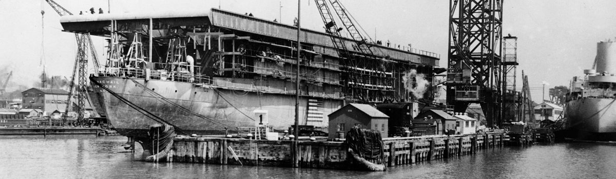Controversial Allied Escort Carriers were Versatile Weapons