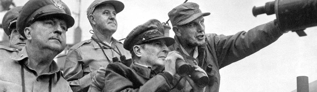 MacArthur's Brilliant Landing at Inchon, Korea